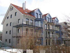 Praml Objektbau: Mehrfamilienhaus in Ismaning