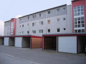 Praml Objektbau: moderne Wohnanlage in schlüsselfertiger Massivbauweise