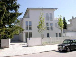 Praml Objektbau: Mehrfamilienhaus in München