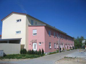 Praml Objektbau: Mehrfamilienhaus in Burgweinting