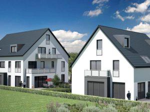 Praml Objektbau: Einfamilienhaus & Mehrfamilienhaus, Wüstensteiner Straße 15 München Aubing