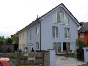 schlüsselfertiges Doppelhaus in München Trudering