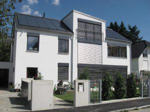 Einfamilienhaus in schlüsselfertiger Massivbauweise