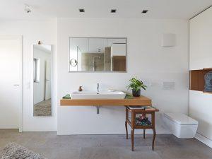 Einfamilienhaus, Innenansicht, Praml Bau