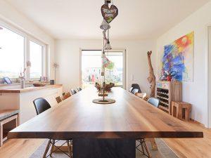 Innenansicht, Einfamilienhaus, Praml Bau