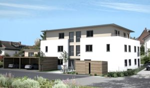 Praml Objektbau: Mehrfamilienhaus, Offenberg OT Neuhausen, Deggendorf