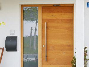 EFH, Haustür / Eingangsbereich
