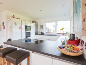 Küchen-Interieur, Einfamilienhaus