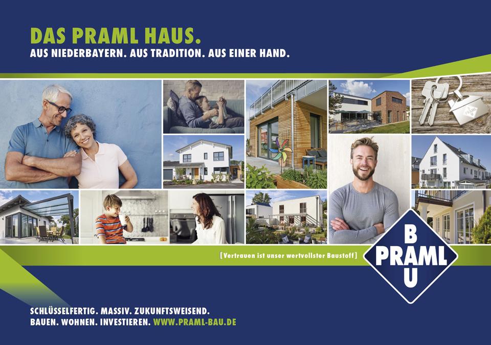 Praml Bau, Broschüre 2017-2018