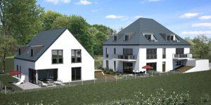 Praml Objektbau: Einfamilienhaus & Mehrfamilienhaus, München Trudering