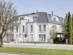 Praml Objektbau: exklusives Mehrfamilienhaus in München