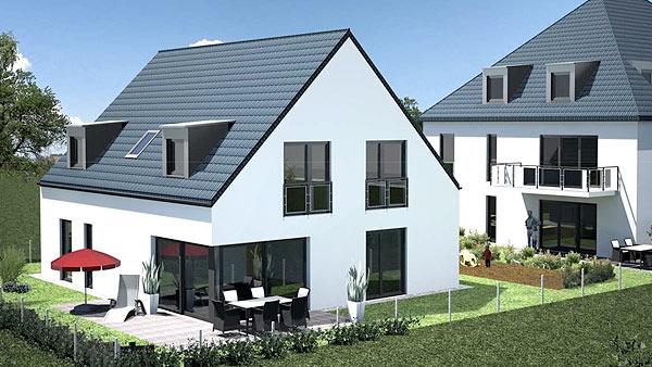Einfamilienhaus, München Trudering, Praml Bau