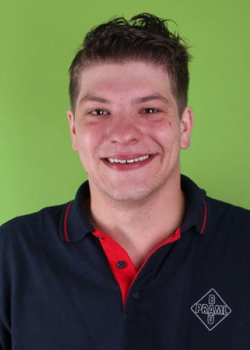 Benjamin Krieger, Projektleitung Schlüsselfertigbau, Kundenbetreuung, Praml Bau