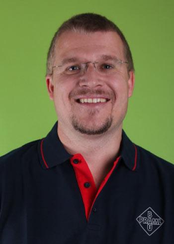 Florian Gessler, Projektleitung Schlüsselfertigbau, Kundenbetreuung, Praml Bau