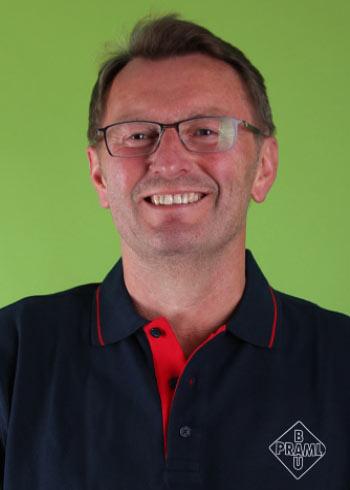 Günther Schwanke, Vertriebsleitung, Projektentwicklung, Praml Bau