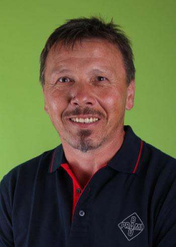 Lothar Kraus, Bauleitung Baumeisterarbeiten, Praml Bau