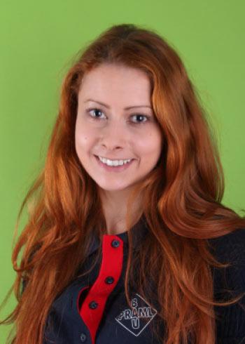 Lorena Sergi, Hauptsekretariat, Zentrale und Empfang, Praml Bau