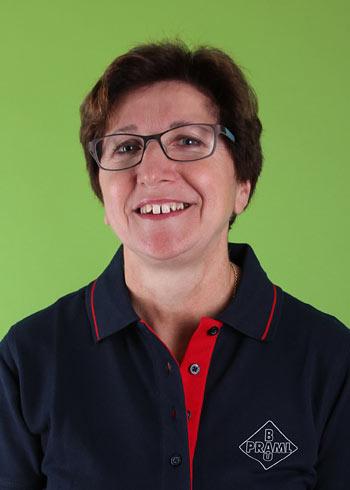 Marianne Vaitl, Sekretariat Vertrieb, Praml Bau