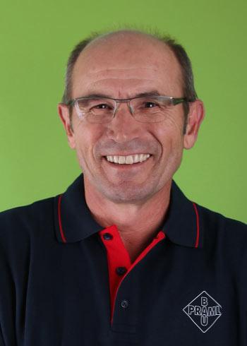 Manfred Praml Inhaber, Geschäftsleitung, Controlling, Mangelbeseitigung, Praml Bau