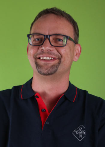 Norbert Fischer, Oberprojektleiter Schlüsselfertigbau, Kundenbetreuung, Praml Bau