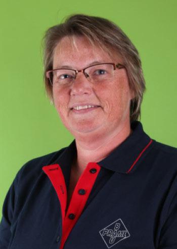 Sabine Hauschild, Freie Mitarbeiterin, Lohn- und Finanzbuchhaltung, Praml Bau