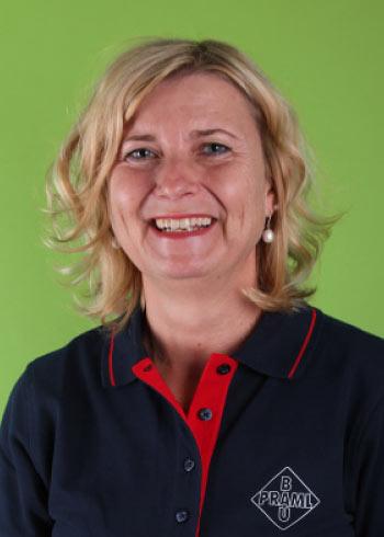 Sabine Praml, Chefsekretariat, Praml Bau