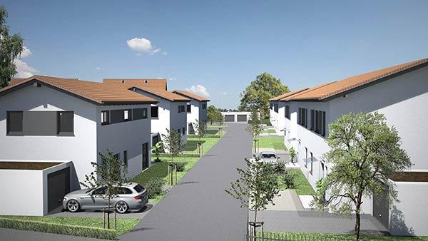 Einfamilienhaus im Baugebiet Stauffendorf / Deggendorf