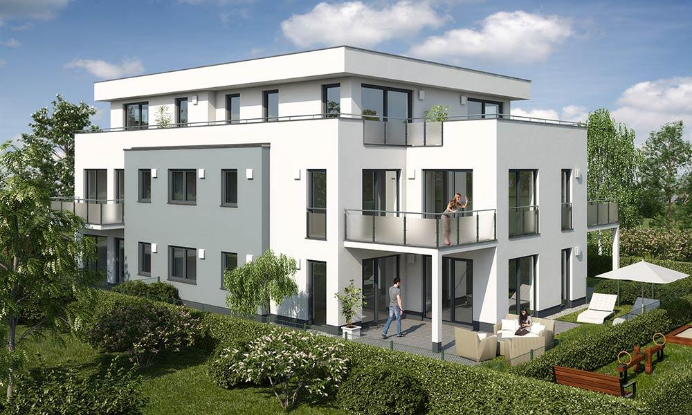 mehrfamilienhaus mit 7 wohnungen und tiefgarage in m nchen. Black Bedroom Furniture Sets. Home Design Ideas