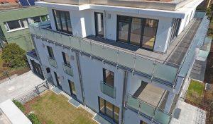 Neubau, Immobilie, Mehrfamilienhaus, Eigentumswohnung, kaufen, München, Praml Bau