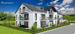 Neubau, Eigentumswohnung, kaufen, München, Erding