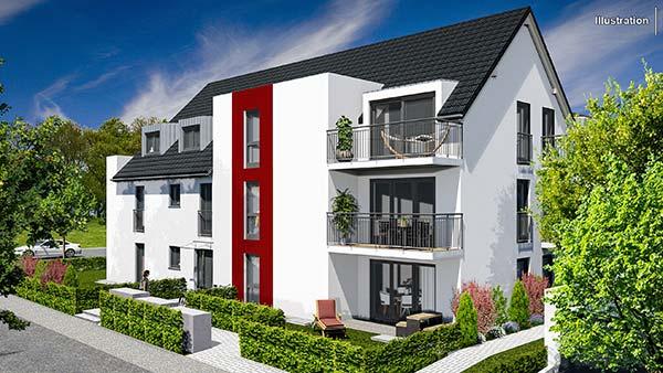 Neubau, Eigentumswohnung, kaufen, München, Forstenried